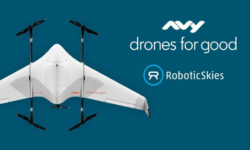 Robotic Skies, Avy join hands to develop field support programme