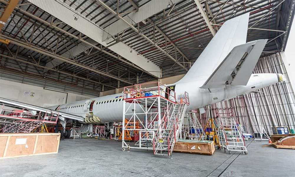 BBAM to lease two Airbus A321P2F to Lufthansa Cargo