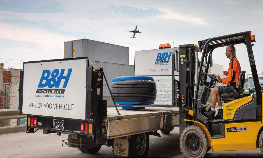 B&H Worldwide expands Singapore facility to cater to aerospace clients