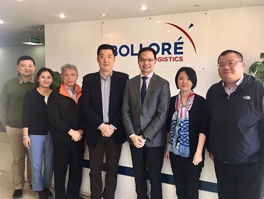 Bolloré Logistics China receives CEIV Pharma by IATA