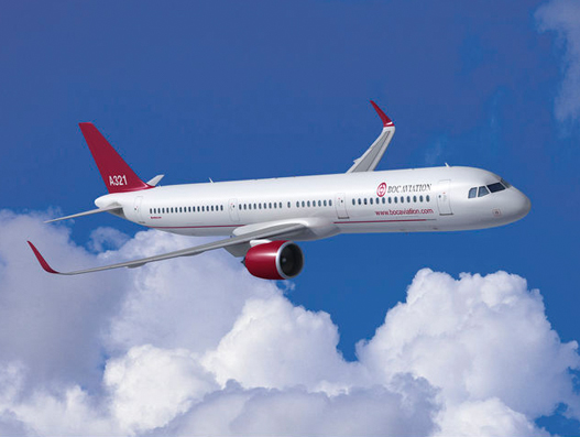 BOC Aviation signs lease agreement for five new Airbus A321 aircraft with Juneyao Airlines