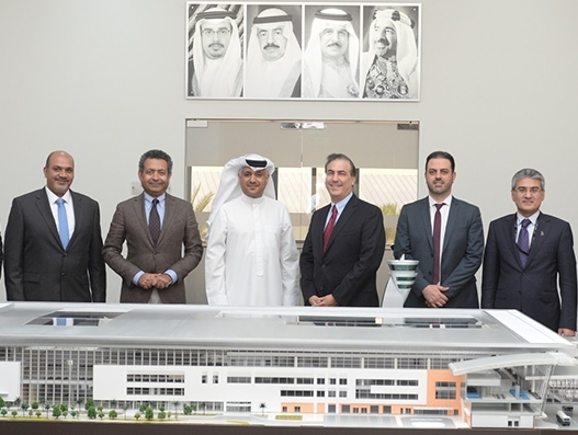 Bahrain's Transportation Minister discusses cooperation plans with FedEx Express