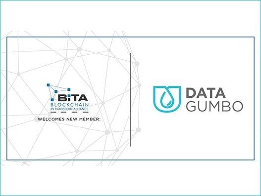 Data Gumbo is now a blockchain in transport alliance (BiTA) member