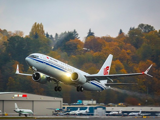 Boeing to stage 737 MAX and 777X airplanes at the Singapore Airshow in February