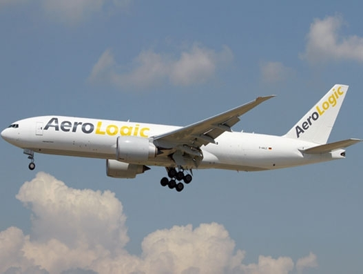 AeroLogic to receive new B777 freighter in January 2019
