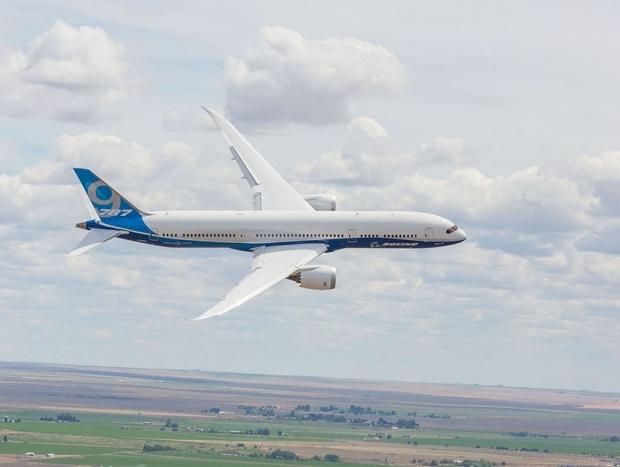 BOC Aviation orders three Boeing 787-9 aircraft