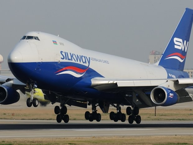 Silk Way West adds Dallas Fort Worth to its cargo service network