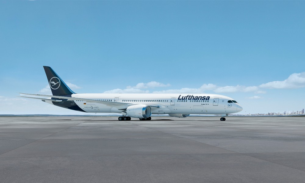 Lufthansa Group to purchase five more 787 Dreamliners