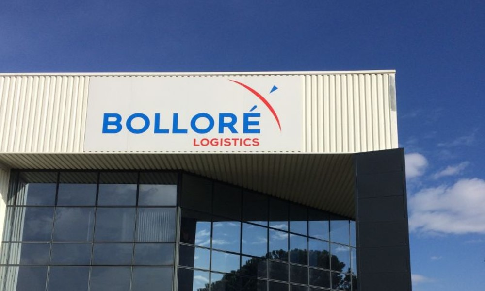 Bollore Logistics Singapore transported pharmaceutical in two part-charter flights