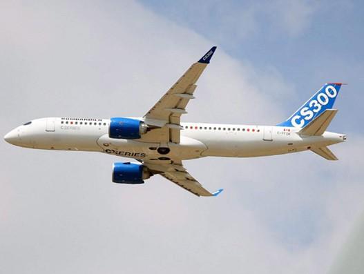 EgyptAir orders 12 Bombardier CS300 aircraft worth $1,100 million