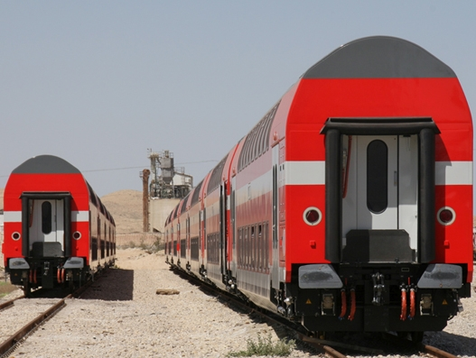 Bombardier to supply 33 TWINDEXX Vario double-deck coaches to ISR