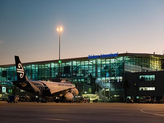 Brisbane Airport opens $135 million international terminal expansion