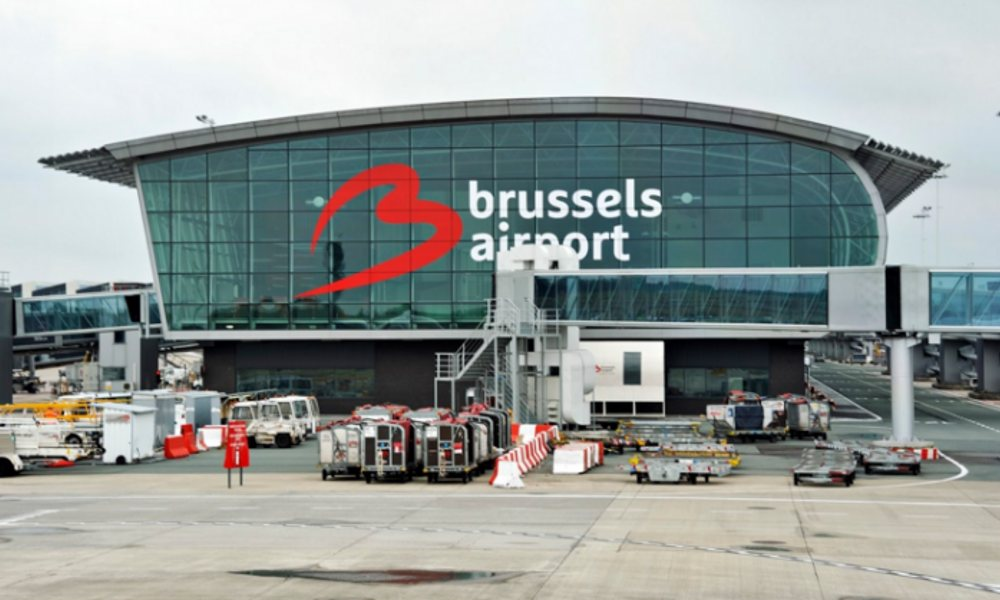 Brussels Airport's air cargo volumes shoot up by 8.3 percent in 2017