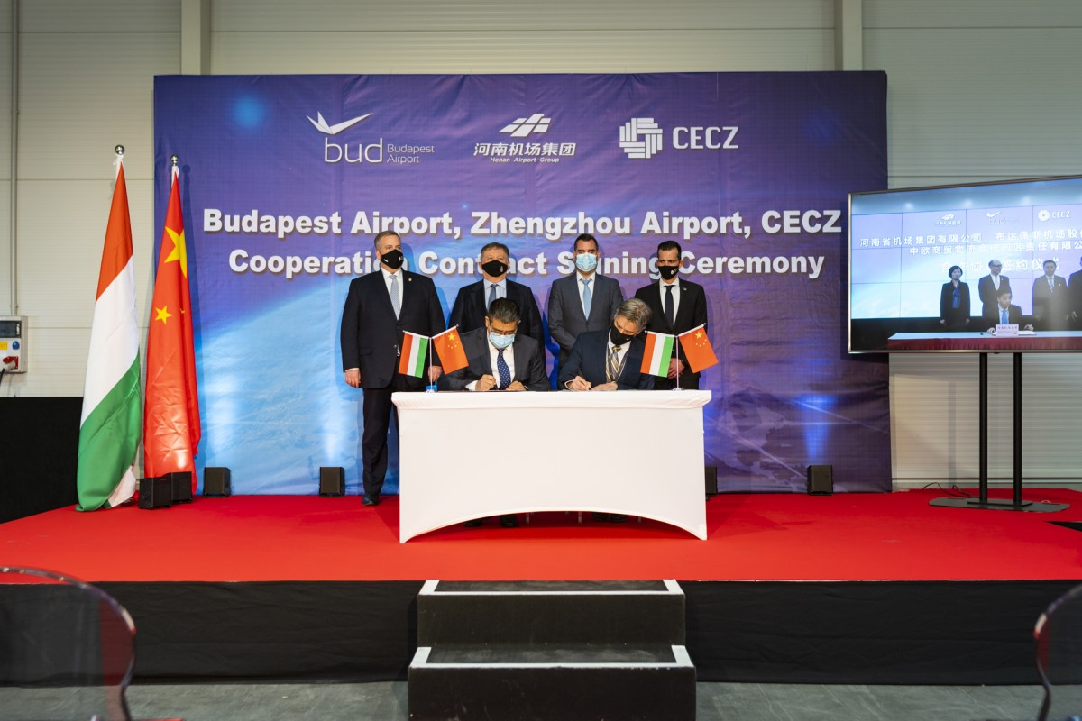 Budapest Airport launches fifth London airport connection with Flybe