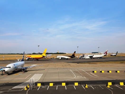 Another record breaking year for Budapest Airport as cargo volume exceeds 100,000 tonnes