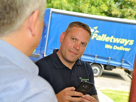 Busiest Christmas ever for Palletways UK