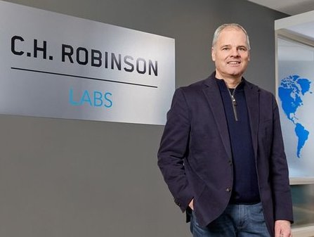 CH Robinson launches new innovation incubator for supply chain technology
