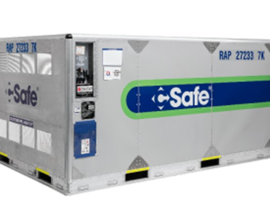 Virgin Atlantic Cargo first to use CSafe RAP container for pharma shipment