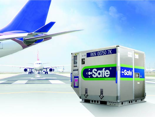 China Airlines inks master lease agreement with CSafe Global