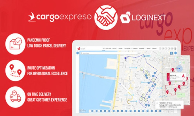 Cargo Expreso believes to increase market share with LogiNext and Oracle