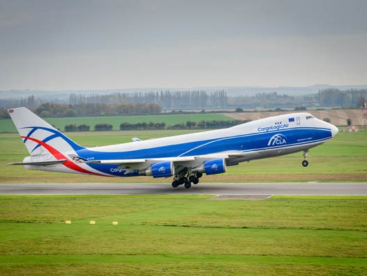 CargoLogicAir connects UK and Mexico with twice-weekly freighter service