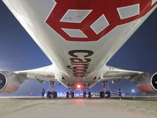 Cargolux increases service between China and the US