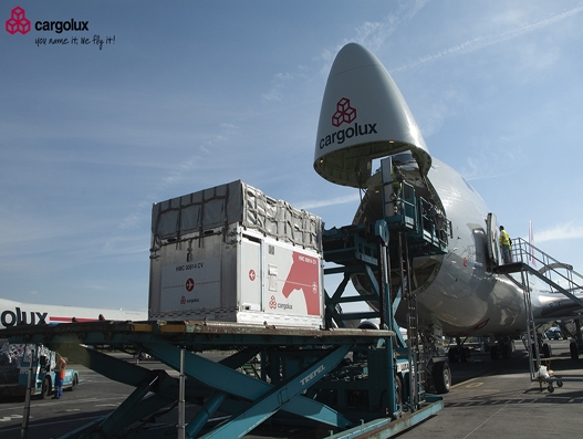 Cargolux operates charter flight to Jakarta to transport horses for Asian Games