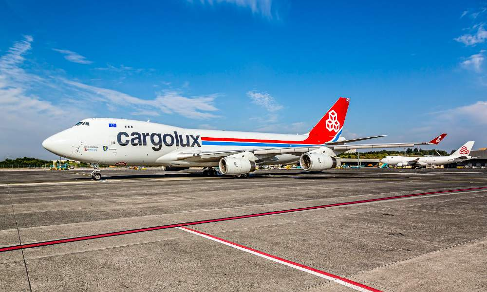 Cargolux launches SAF program; aims to reduce CO2 by 2050