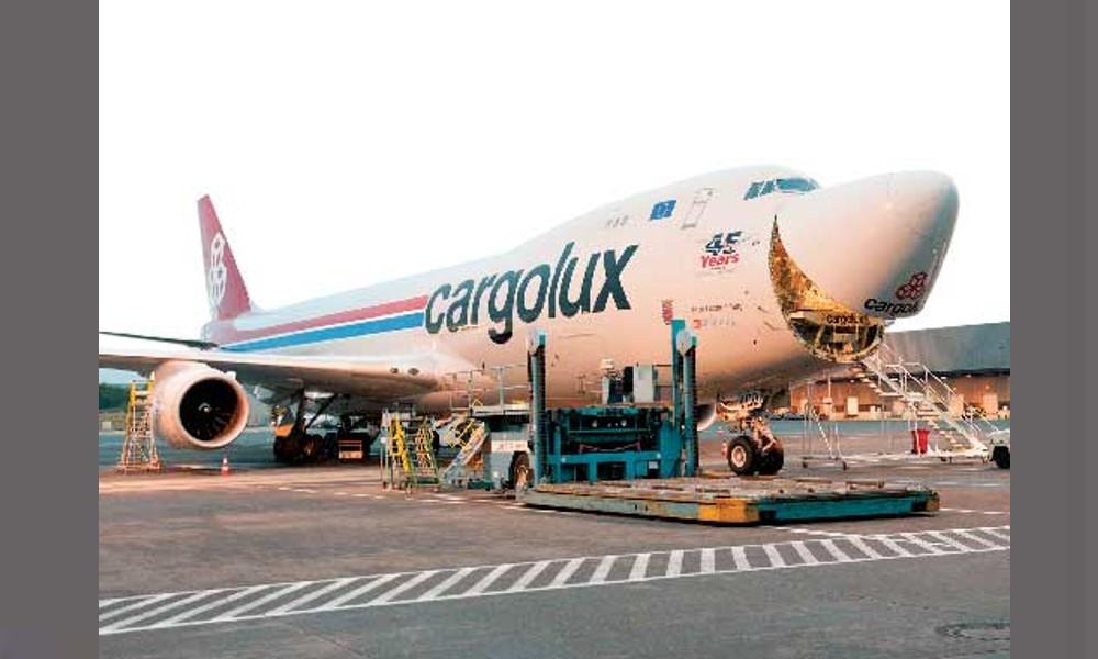 Cargolux and Kuehne+Nagel pilot API connectivity for customer direct interface