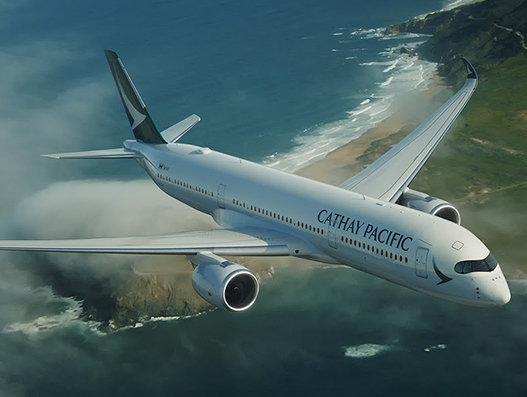 WFS wins new cargo handling contracts from Cathay Pacific Cargo
