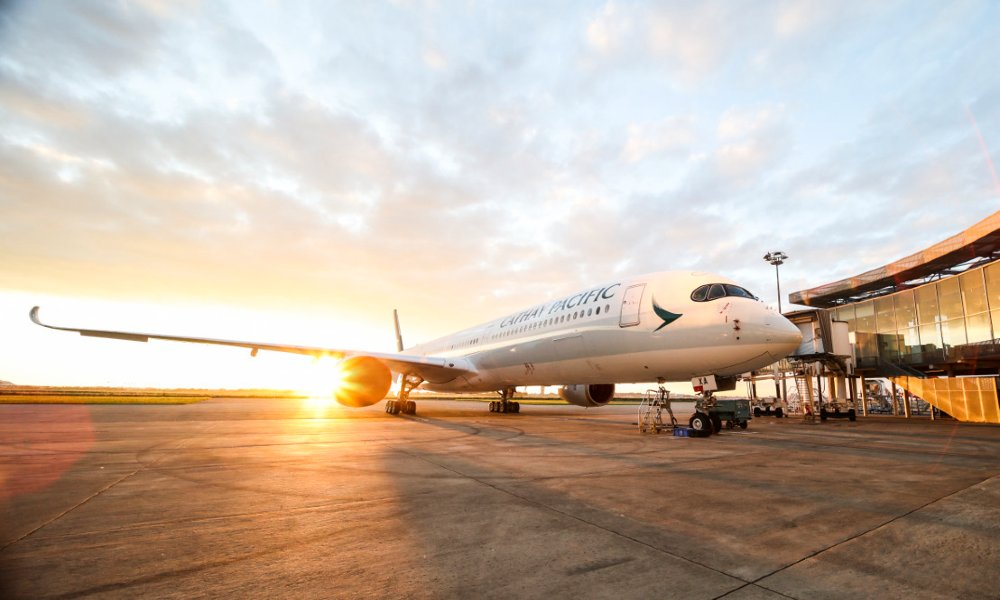 Cathay Pacific releases August 2021 traffic figures