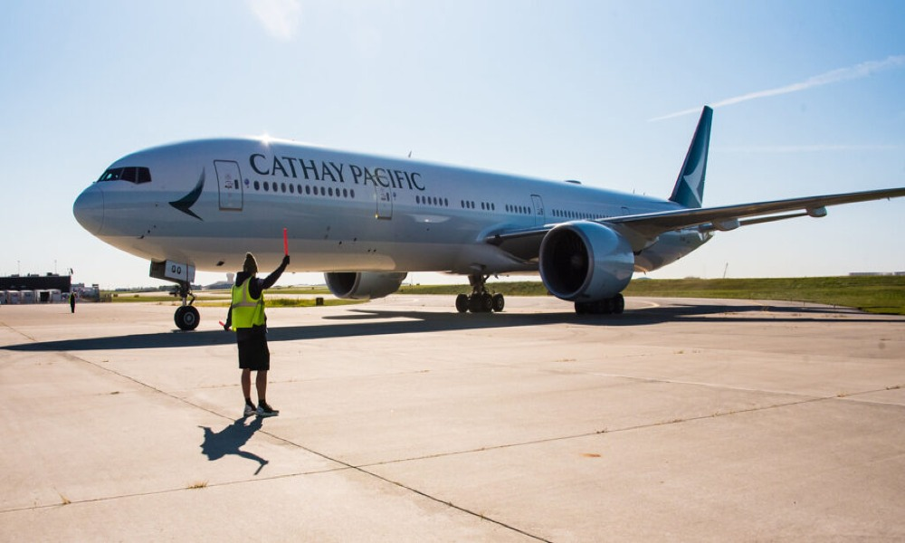Cathay Pacific returns to PIT with new cargo service originating in Vietnam