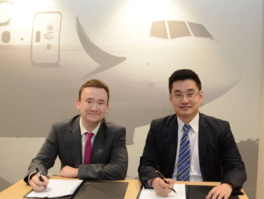 Cathay Pacific, va-Q-tec signs global rental pact to transport life-saving drugs