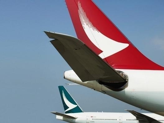 Cathay Pacific sees 4.9 percent y/y decline in cargo volume in December
