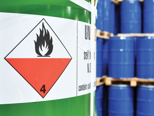 FROM MAGAZINE : Caution! Dangerous goods on board