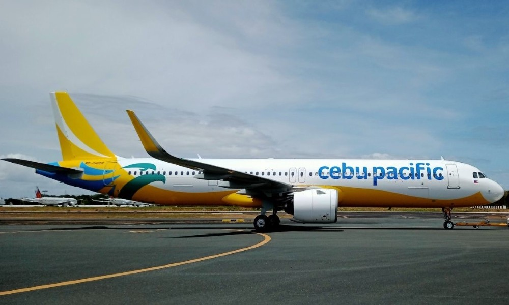 Cebu Pacific takes delivery of ninth A321neo