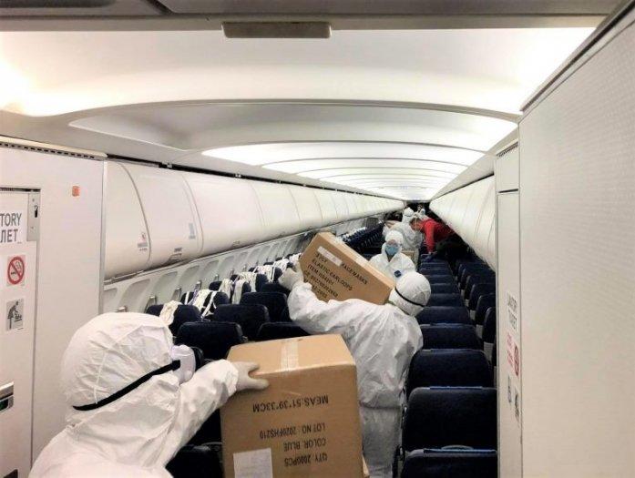 Chapman Freeborn, Avion Express team up to move medical cargo on passenger aircraft