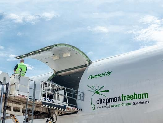 Chapman Freeborn and Magma Aviation servicing the US cargo demand