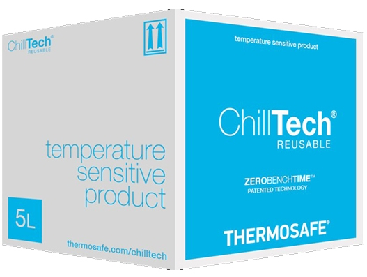 Sonoco ThermoSafe launches reusable solutions for temp-sensitive pharma, biological shipments
