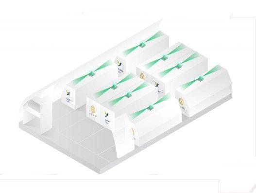Colibri Aero and J&C Aero unveil cargo containers for wide-body passenger cabins