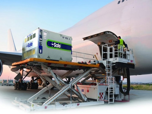 Alitalia signs up for CSafe's new pharma containers