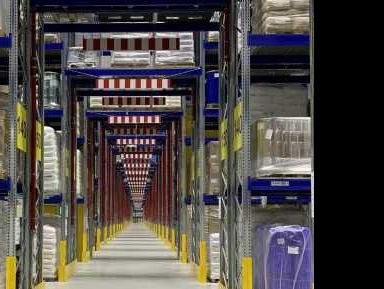Dachser's hazardous materials warehouse goes live in Germany