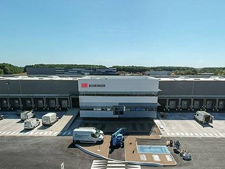DB Schenker Orléans gets new workspace, aims to increase efficiency