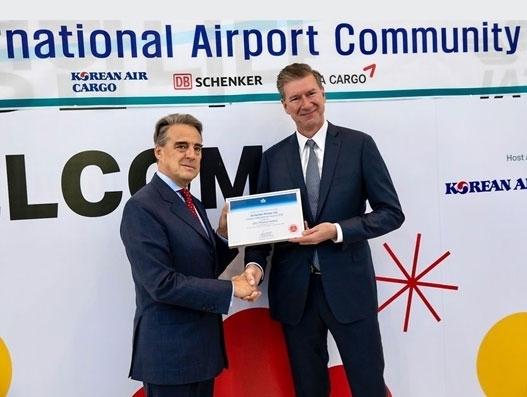 DB Schenker Korea receives IATA CEIV pharma certification