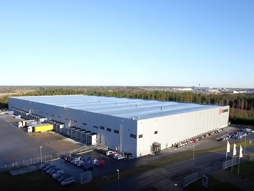 DB Schenker provides automated logistics solution for MediaMarkt Sweden