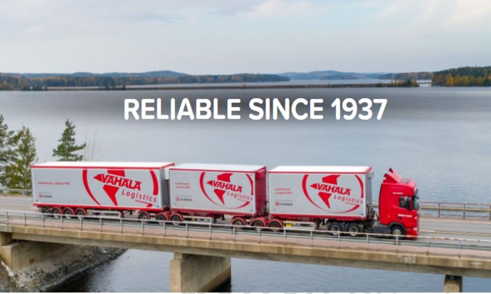 DB Schenker acquires Finnish logistics group Vähälä Yhtiöt