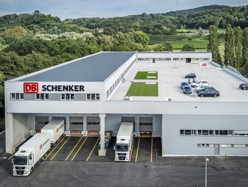 DB Schenker opens Stabio warehouse to meet fashion logistics needs
