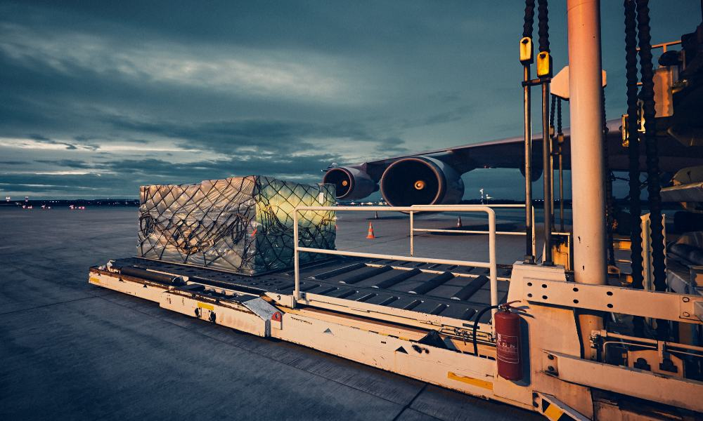 Air cargo industry on a mission to deliver for good