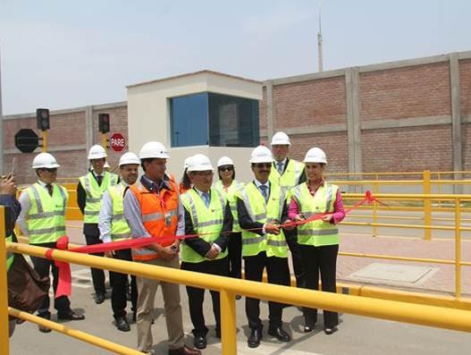 DP World opens advanced logistics centre in Peru