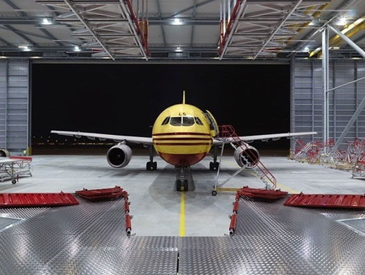 DHL Express builds new freight terminal at Copenhagen Airport